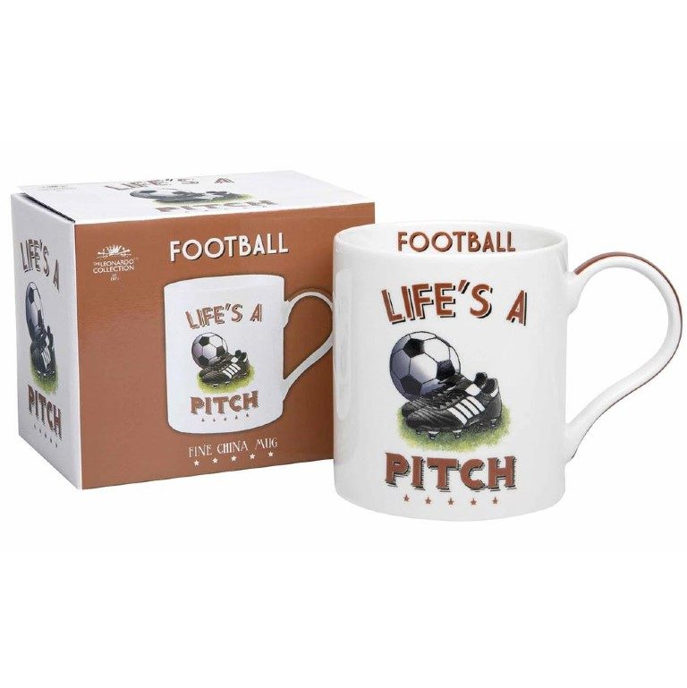 Lifes a Pitch Mug